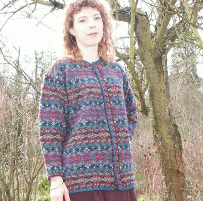 Alice Starmores Book of Fair Isle Knitting