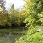 Rivière, automne 2012