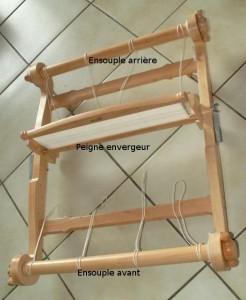 Le Harp de Kromski, vendu chez Alysse Créations.